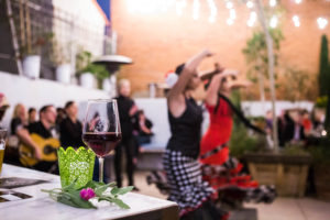 FLAMENCO UNDER THE STARS @ Carruth Cellars Wine Garden | San Diego | California | United States