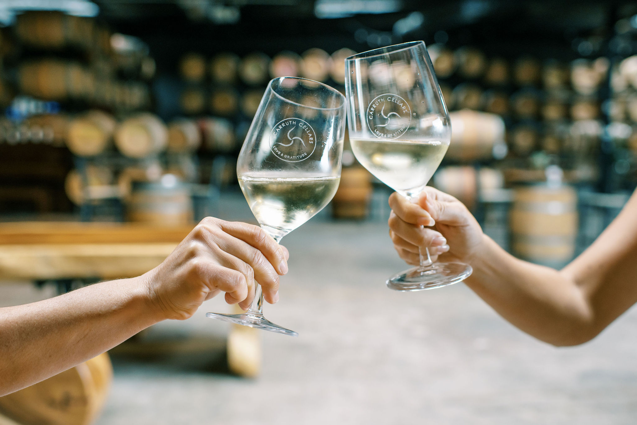 Carruth Cellars flagship Urban Winery and Tasting Room San Diego CA