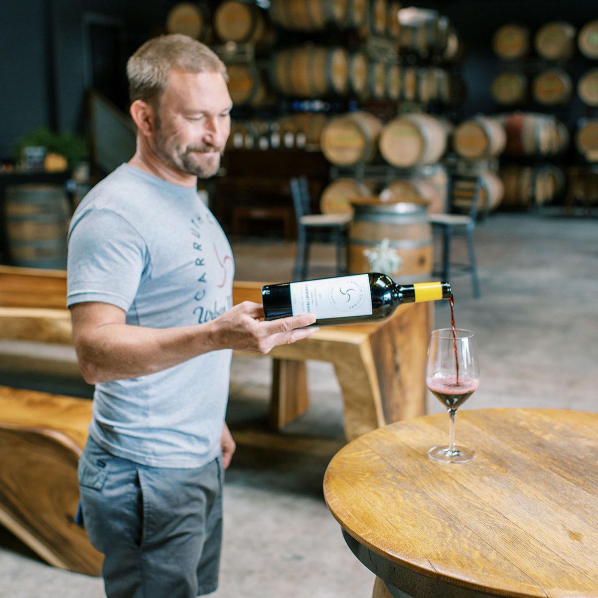 Steve Michaliszyn - Assistant Winemaker